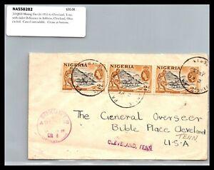 GP GOLDPATH: NIGERIA COVER 1955 _CV731_P09