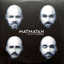 Matmatah CD Single Nous Y Sommes - Promo - France (VG+/EX)