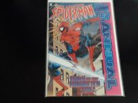 The Amazing Spider-Man Fury of the Forgotten Foe! High Grade Comic Book RM6-131