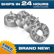 4x114.3 to 4x114.3 Wheel Spacers Adapters 50mm thick 12x1.5 studs for 4 lug 4pc