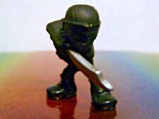 G.I. Joe Micro Force #25 SNAKE EYES Micro Hero Mint OOP