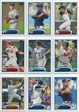 2012 Topps Baseball Pro Debut Base Cards 111-220 You Pick, Finish Your Set