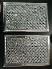 LOT OF 2 Genuine WB06X10608 GE Microwave Grease Filter