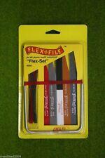 Flex-i-file Flexi-archivo y almohadilla de acabado Intro Set #550