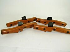 SUPERB SET OF 4 STAIR OR CHAIR MAKERS CONTOUR SHAVES PLANES BOXWOOD T4822
