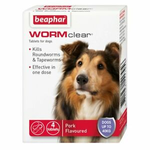 BEAPHAR WORMclear Dogs to 40kg