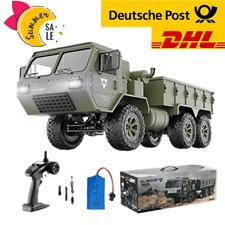 Fayee 1/12 RC 6WD 2,4GHz Militär LKW Armee LKW Geländewagen RTR Auto Kinder