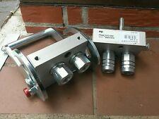 Multikupplung 2-fach Set Dnp Hydraulik Frontlader kein Faster