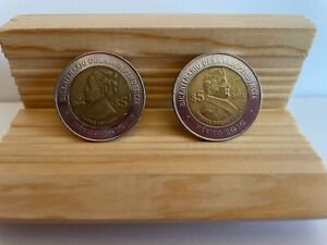 Mexico 2- 5 Pesos Mexico 2010 Bimetallic