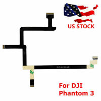 Flex Ribbon Cable  For DJI Phantom 3 Standard Vision Plus Gimbal Camera US STOCK