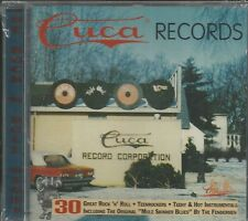 CUCA RECORDS ROCK 'N' ROLL STORY - CD - Various Artists - BRAND NEW
