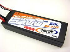 Batterie/pile Lipo 2S 7,4V 50C 5400 mAh T-Plug Puissance Course C-49010-D-Hoppe