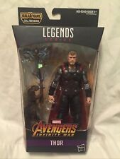Marvel Legends THOR INFINITY WAR Sealed, Cull Obsidian BAF