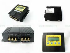LCD Display 20A MPPT Solar Panel Charge Controller Solar Regulator 12V/24V