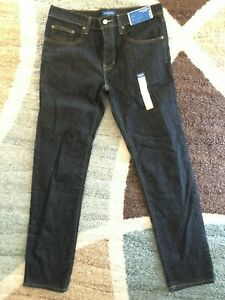 Arizona STRAIGHT jeans longue taille 80,84,88 Stretch Denim Black used Pantalon Femmes l34