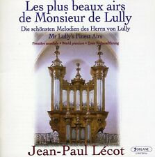 Jean-Paul L cot - Les Plus Beaux Airs de Monsieur [New CD] France - Import
