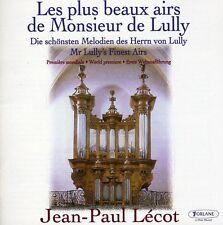 Jean-Paul L cot - Les Plus Beaux Airs de Monsieur [New CD] France - Import