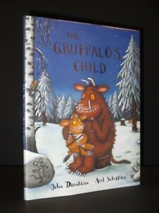 The Gruffalo's Child *SIGNED* 2004 1st Edition/1st Impression Julia Donaldson