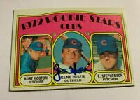 1972 Topps Card #61 Gene Hiser Signed Auto Autograph Chicago Cubs Rookie Stars
