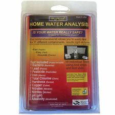 PurTest Complete Home Water Analysis Kit