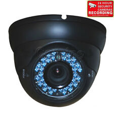 Security Camera CCD Outdoor 36 IR LEDs 4-9mm Varifocal Lens Day Night Vision 1k2
