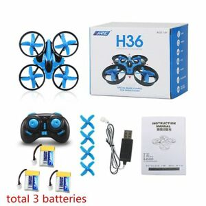 Drone Mini Rc Quadcopter 2 Quad Copter Helicopter Syma Fighter New 6 Spare 4ch