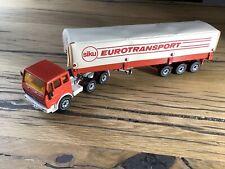 Siku Mercedes Eurotransport Truck