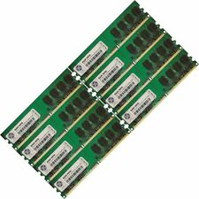 16 Go 8x2GB Mémoire RAM pour ordinateur de bureau DDR2 PC2 5300 667 MHz 240 broches Non ECC et sans tampon