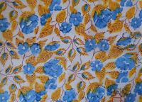 Hand block Print Running Loose 3 Yard Indian Cotton Fabrics Printed Decor