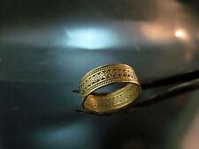 14k yellow gold wedding Ring for man/14k white gold wedding Ring for man UNIQUE