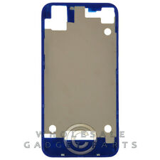 Door Frame for Apple iPhone 4S CDMA GSM Dark Blue Panel Housing Battery Cover