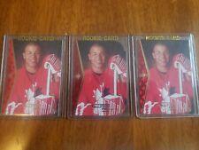 New listing 1994-95 Upper Deck SP Rookie Jerome Iginla Rookie 3 Card lot, One is Die Cut