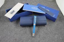 Montegrappa Tibaldi Bugatti Pur Sang Bluette Fountain pen 82/999 MSRP 2130.00