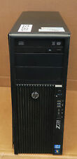 Z220 di HP W7 Core i3 3220 3.30 GHz, 8GB, 250 GB, DVD RW PC Workstation