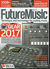FUTURE MUSIC MAGAZINE, TECHNIQUE AND TECHNOLOGY FOR MAKING MUSIC  MARCH, 2017