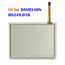 New Touch Screen Glass for Danielson R8249.01B R8249-01B One Year Warranty