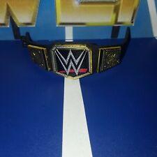 WWE Championship - Mattel Belt for WWE Wrestling Figures