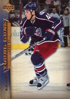 07-08 UPPER DECK YOUNG GUNS ROOKIE RC #215 JARED BOLL BLUE JACKETS *29367