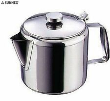 Sunnex  Stainless Steel Coffee Pot Tea Teapot Catering  32oz /1L