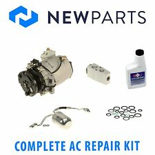 Saturn Vue 06-07 2.2L Complete AC A/C Repair Kit with New Compressor & Clutch