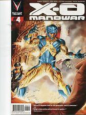 X-O MANOWAR #4,11,12,17,19,22 - CARY NORD ART - CLAYTON CRAIN COVER - 2013