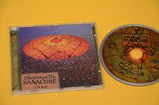ALMAMEGRETTA (NO LP ) SANACORE ORIG 1995 CON LIBRETTO TOP EX !
