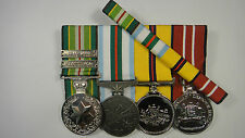 Australian Active Service Medal East Timor Interfet Iraq  Defence Medal