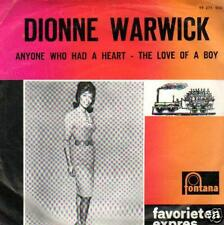 FAVORIETEN EXPRES 45 SINGLE DIONNE WARWICK ANYONE ROOD