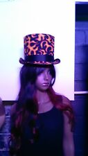 Top Hat --Gothic -rock n roll -cosplay -hot rod -Victorian -bridal -burlesque