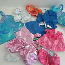 19 Vintage/New Assorted Hugga Bunch Doll Clothes Kenner 1980'S Unused Rare