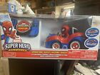 Spider Man Marvel Super Hero Adventures Buggy With Remote Control New