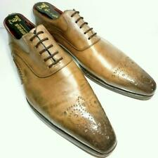 With Shoehorn Magnani Plain Toe 26.0Cm Opanque Manufacturing Method Men 8.0Us