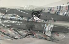 Pair of Beko Dishwasher 1x Upper Spray Arm 1746100300 + 1x Lower Arm 1746200600