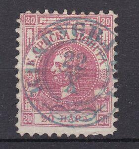 Serbia - 1866/68 - Michel 5 Y - used
